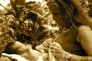 Клер Лопринци За раждането с доверие към женската сила